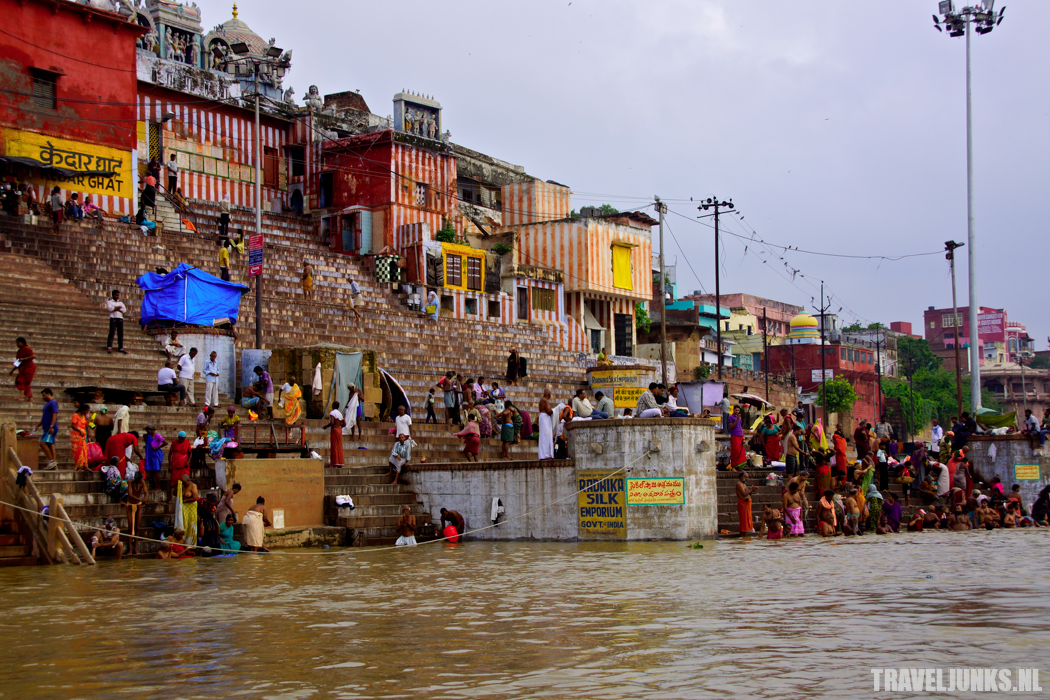 Varanasi oever