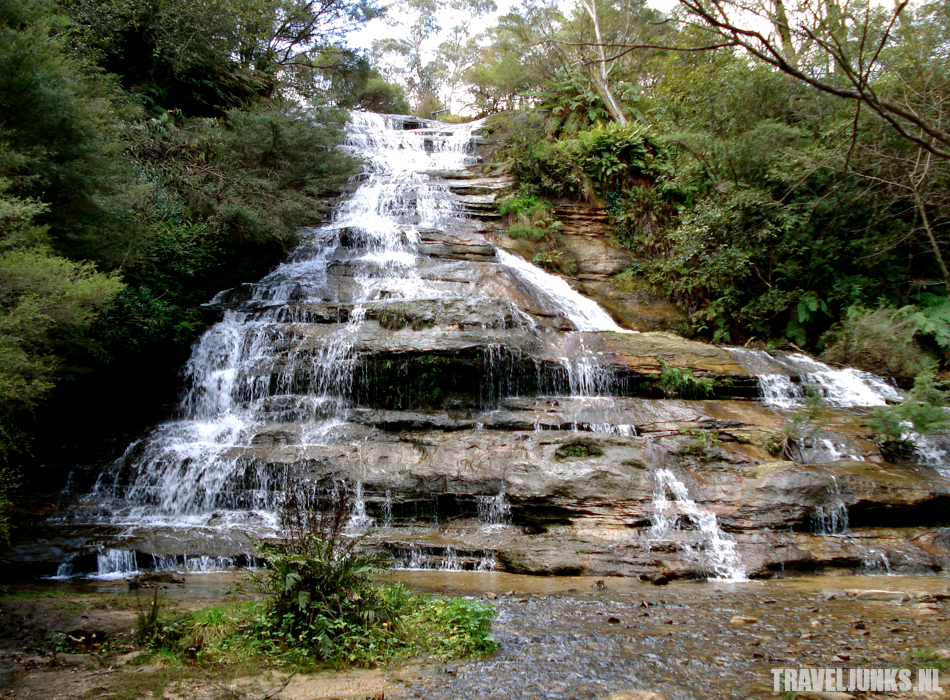 Blue Mountains waterval