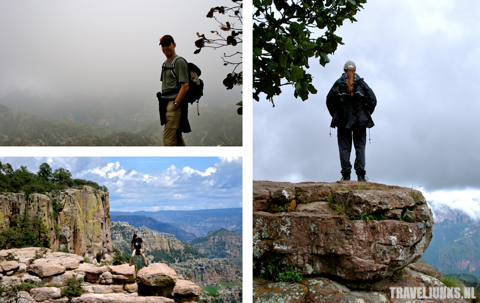 Copper Canyon hikes
