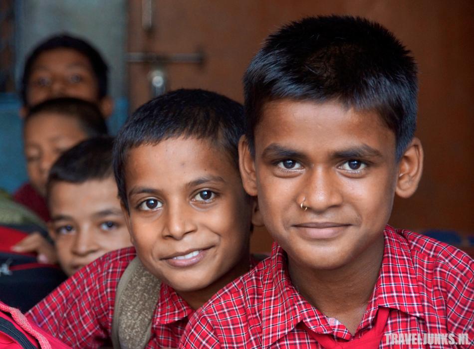 Varanasi kids