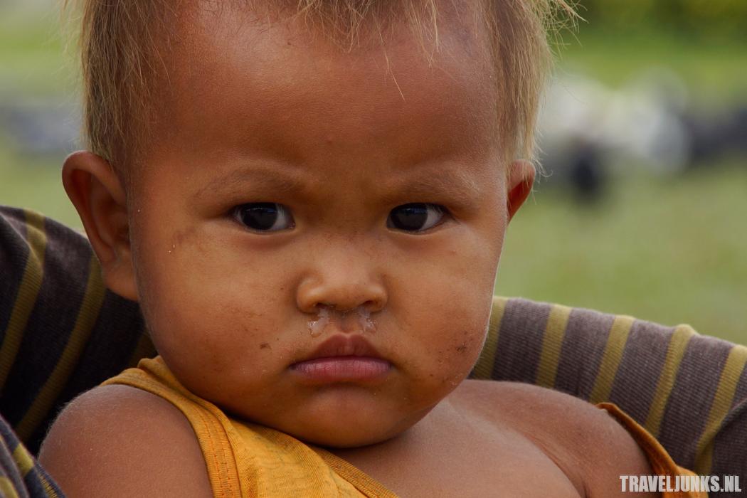 Cambodja baby