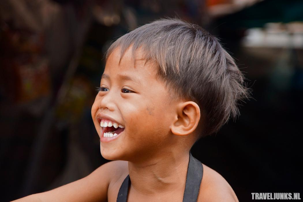 Cambodja jongen