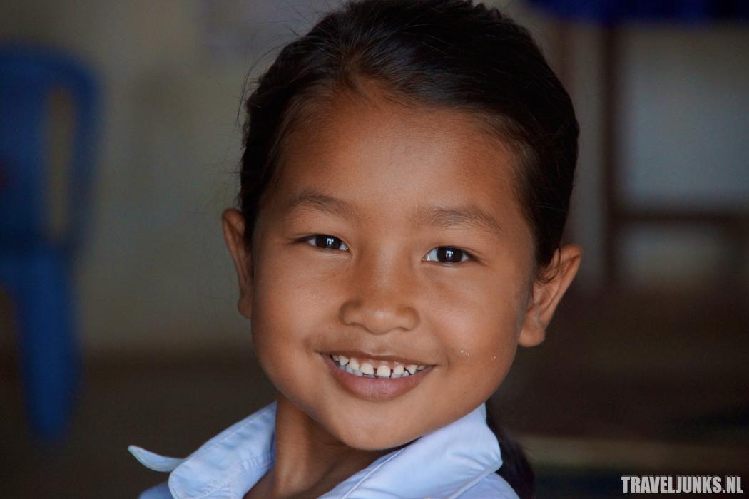 Cambodja meisje