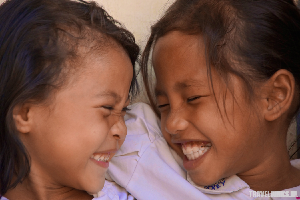 Cambodja meisjes