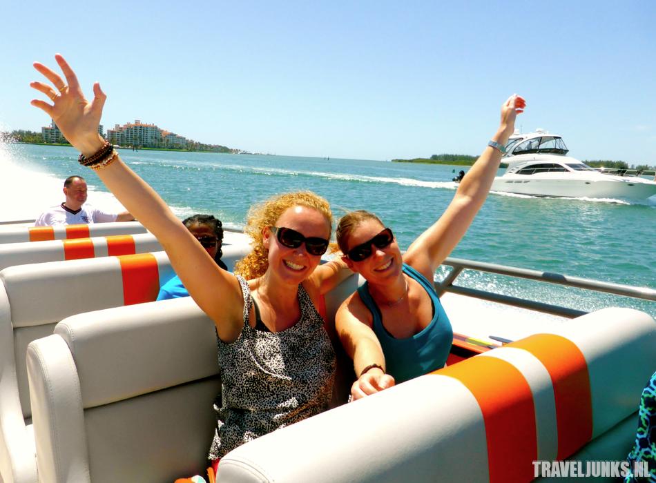 Florida speedboot