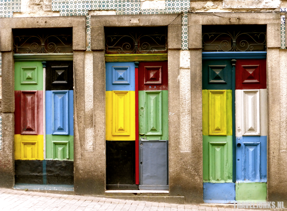 Porto deuren