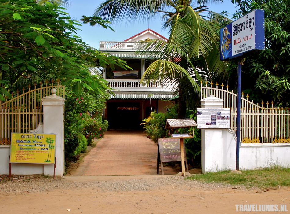 Baca Villa Guesthouse