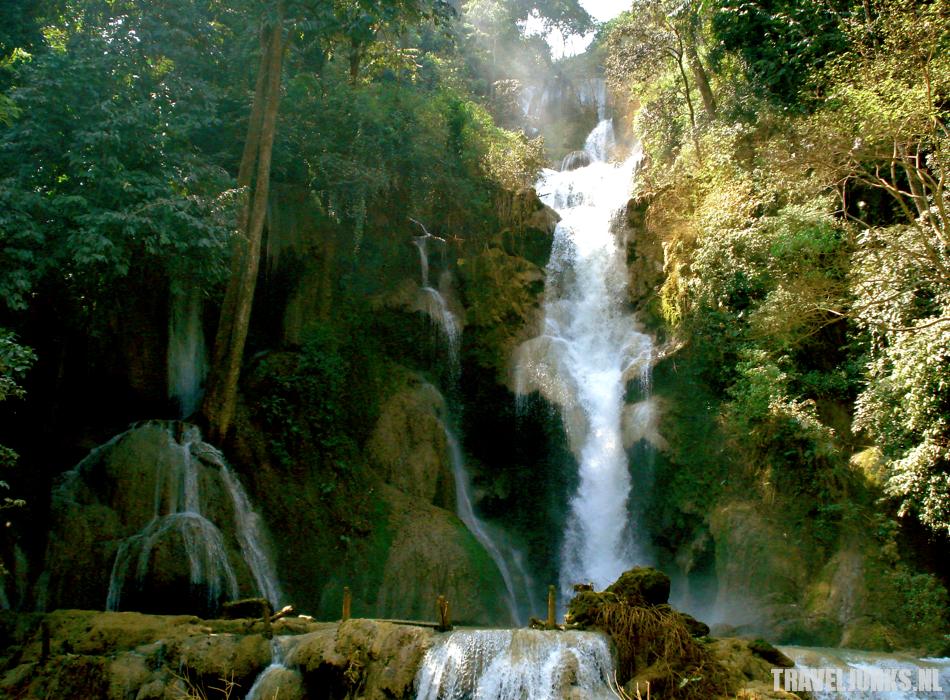 Kang Si Watervallen