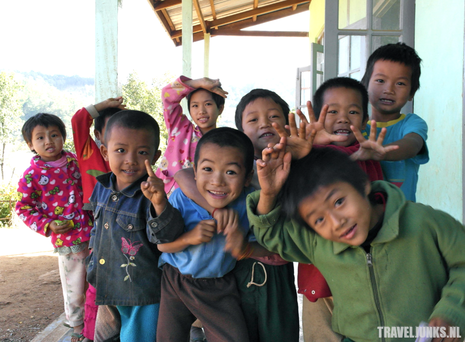 Myanmar weeshuis