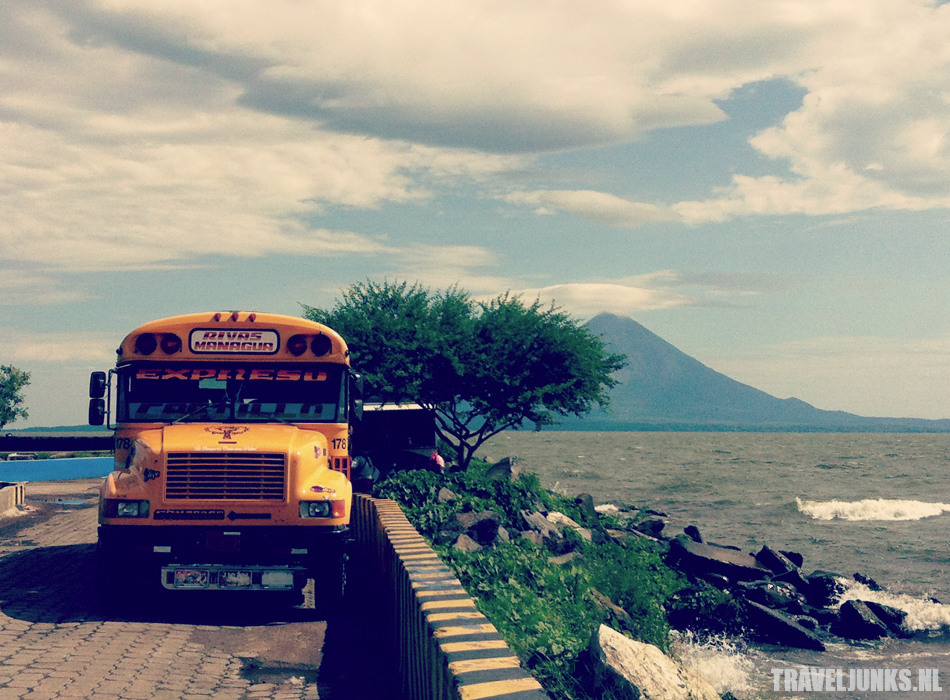 Ometepe view