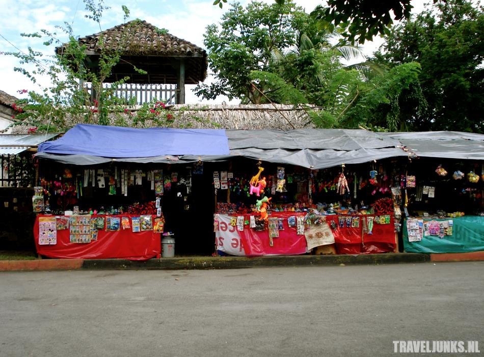 Ometepe markt