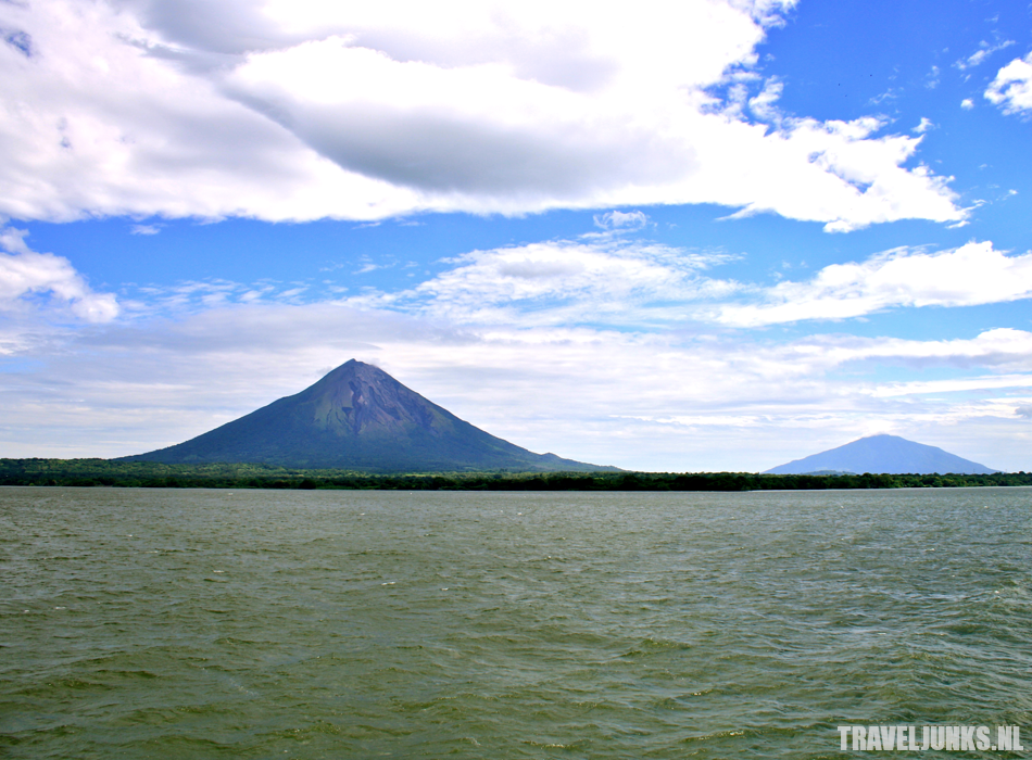 Ometepe overview