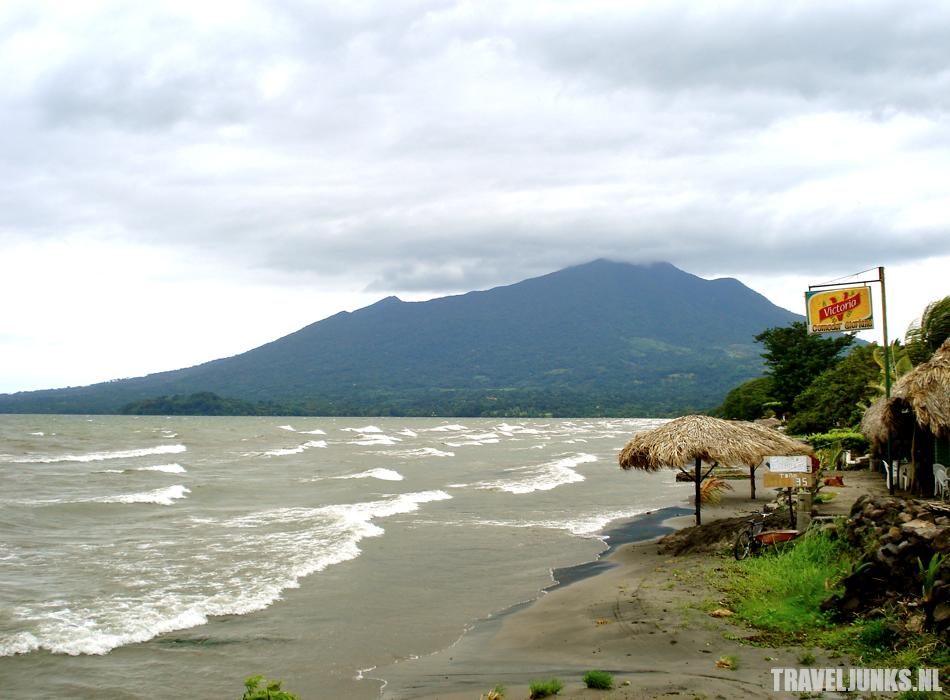Ometepe strand