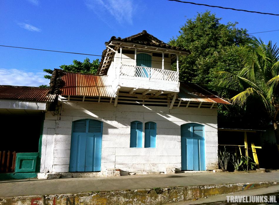 Ometepe white house