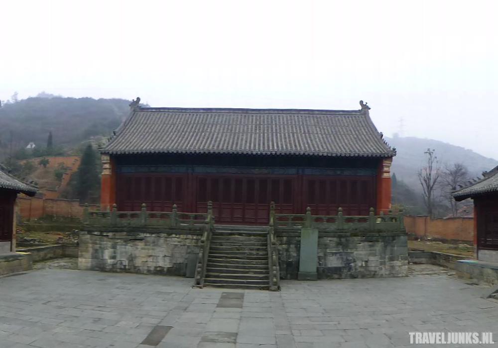 Wudang Yuan He tempel