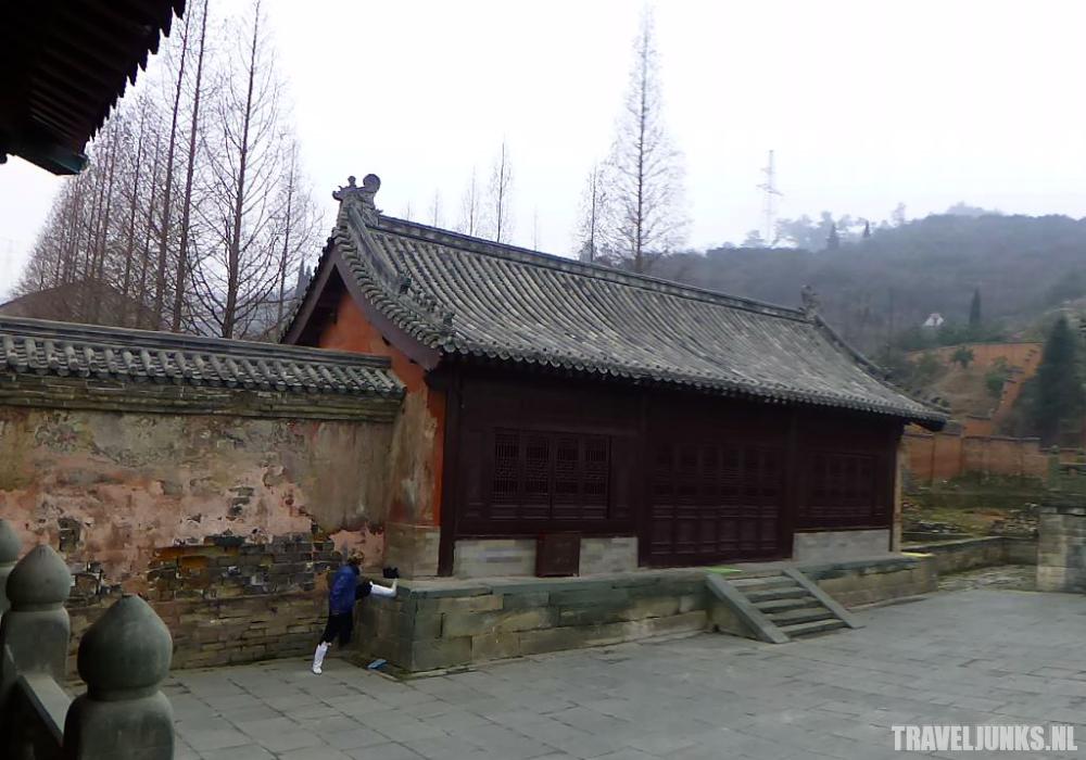 Wudang tempel Yuan He