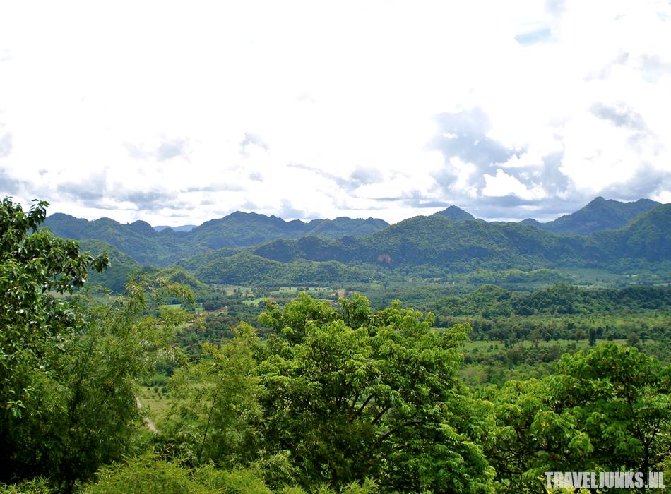 Kanchanaburi scenery
