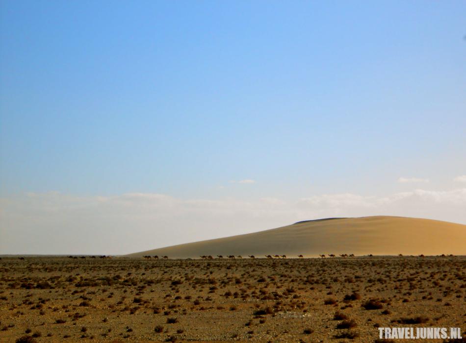 Overland westelijke Sahara 04
