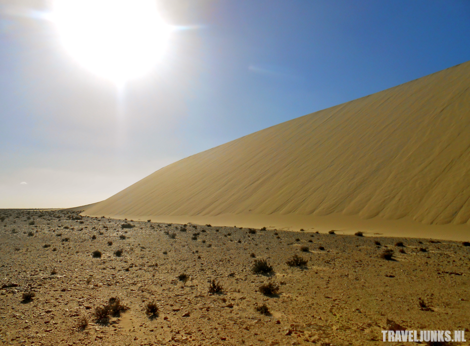 Overland westelijke Sahara 05