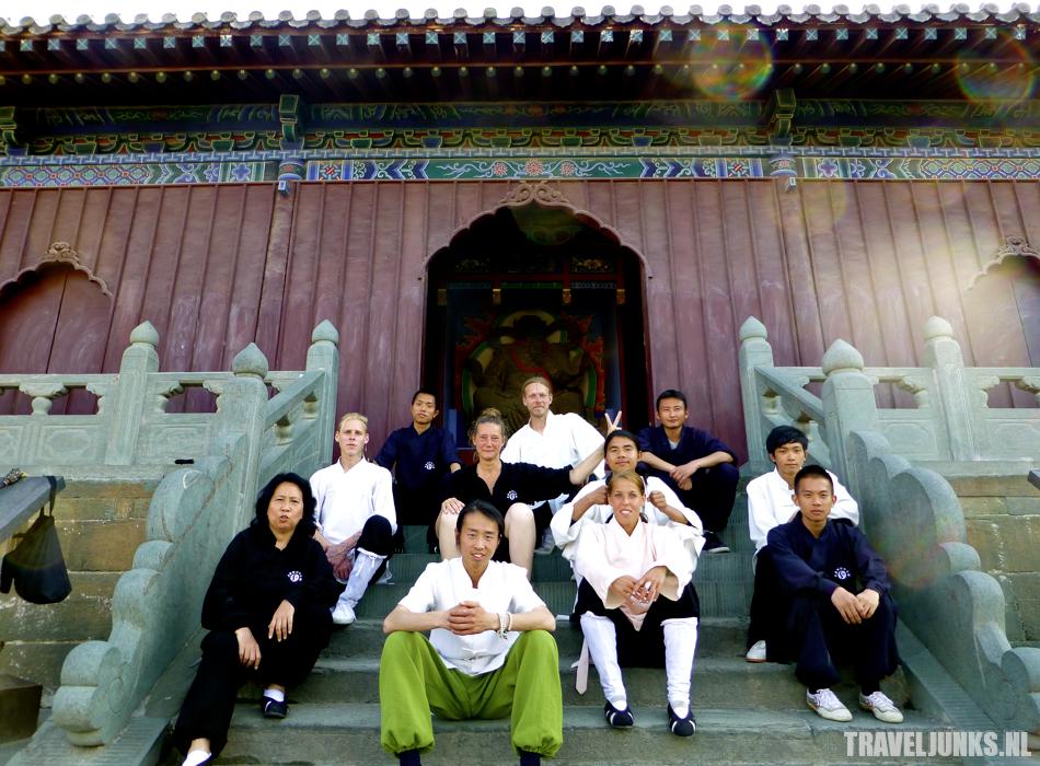 Wudang Kung Fu klas