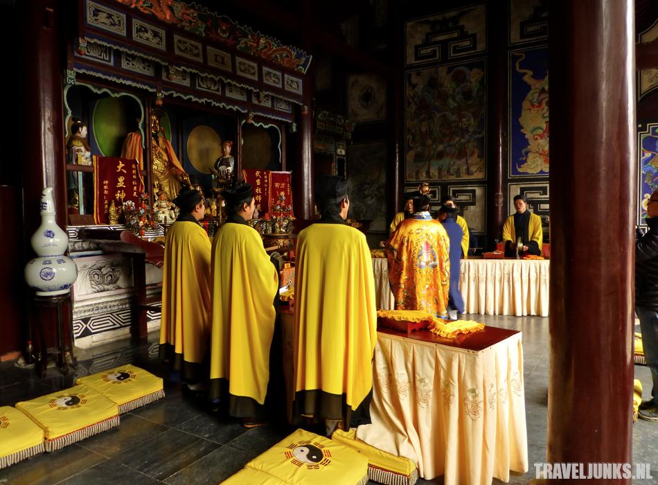 Wudang monniken