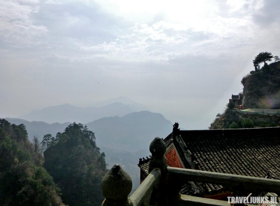 Wudang uitzicht