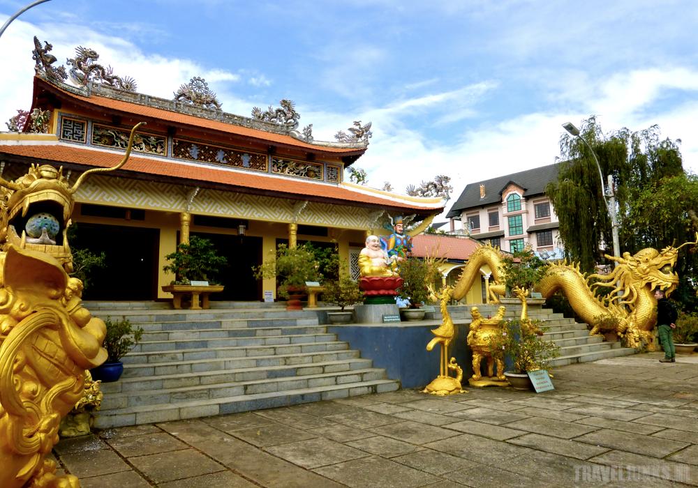 Dalat tempel