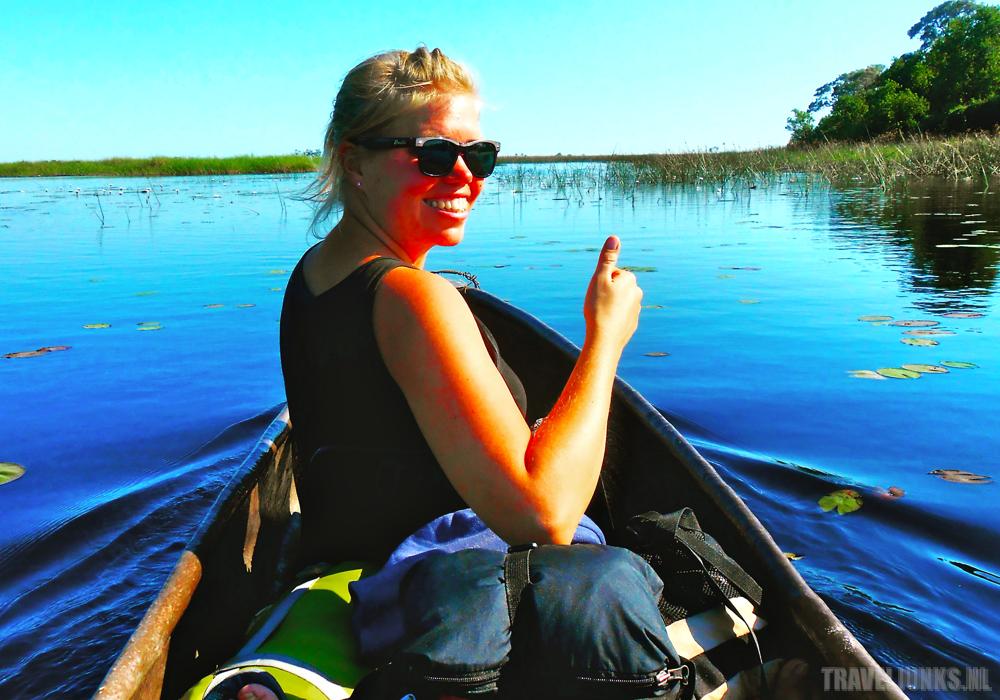 Okavango Linda boot