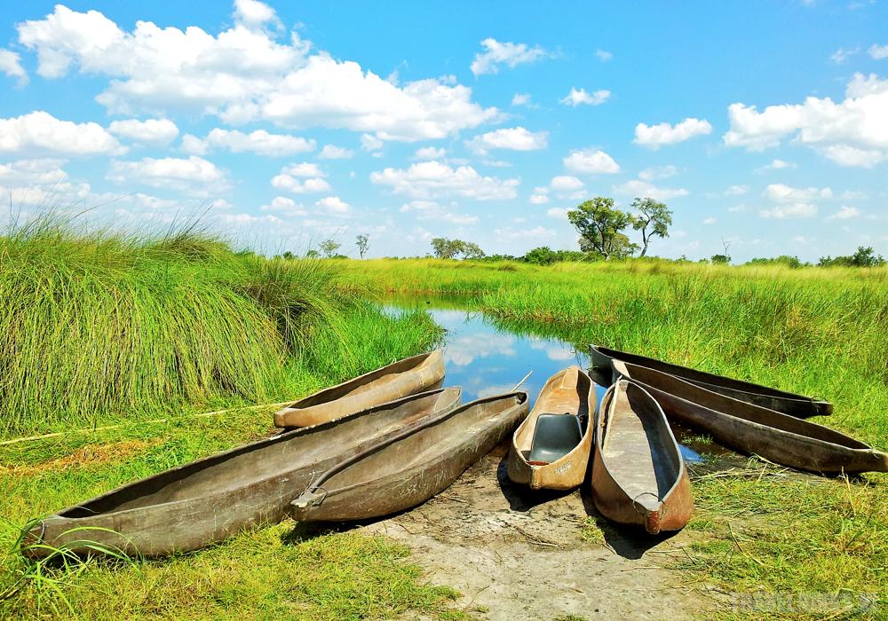 Okavango bootjes