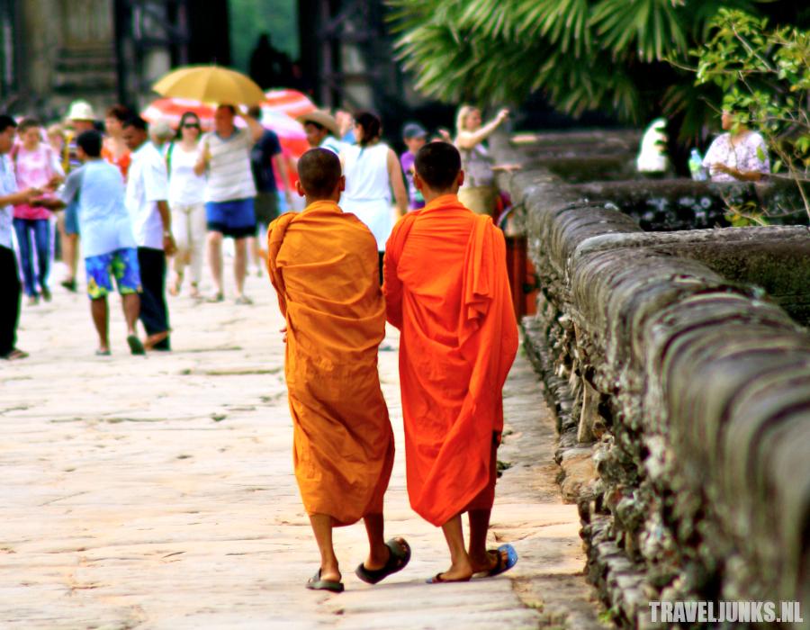 Reisfoto Angkor