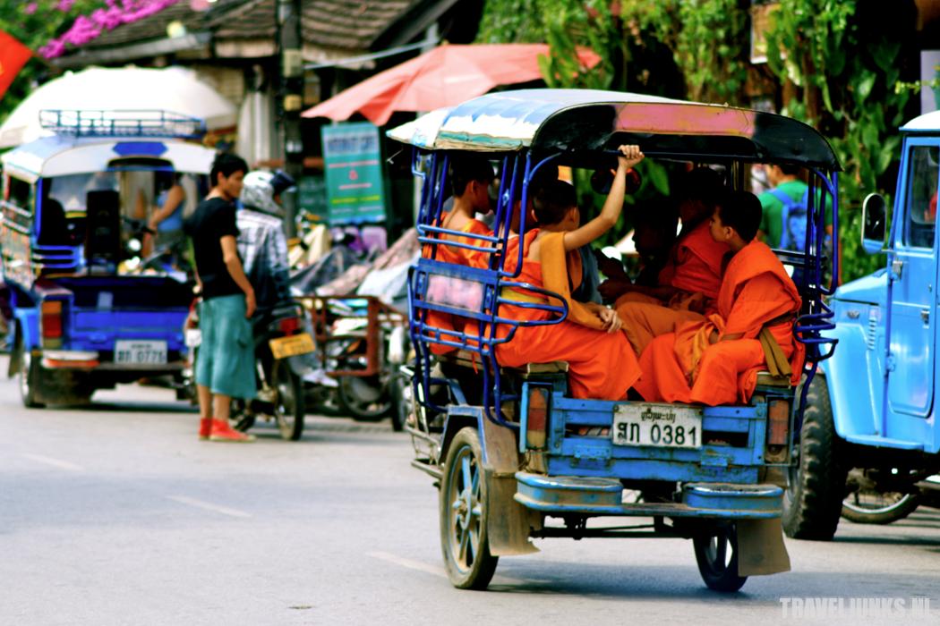 Reisfoto Luang Prabang