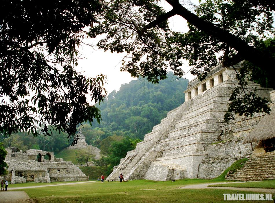Reisfoto Palenque