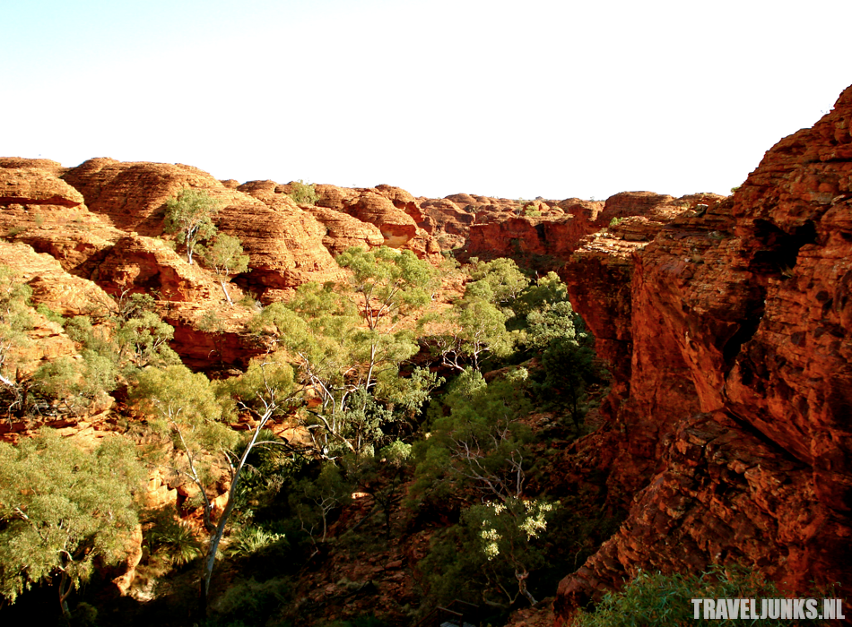 australie kings canyon