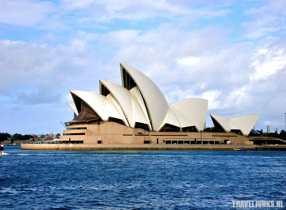 australie opera house