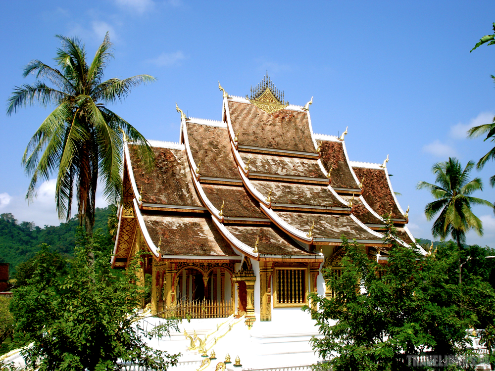 Luang Prabang temple 2