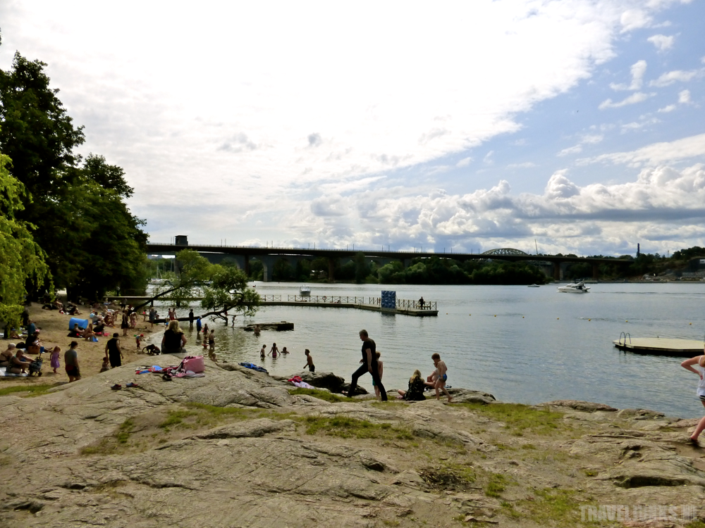 sodermalm beach
