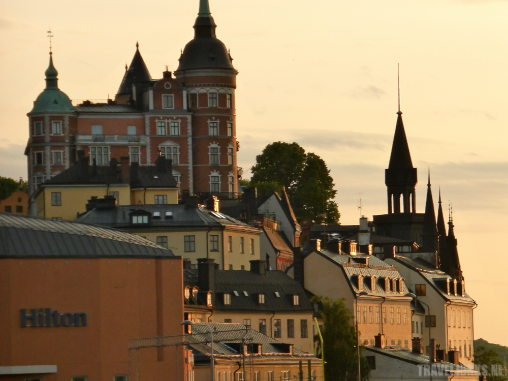 sodermalm sunset