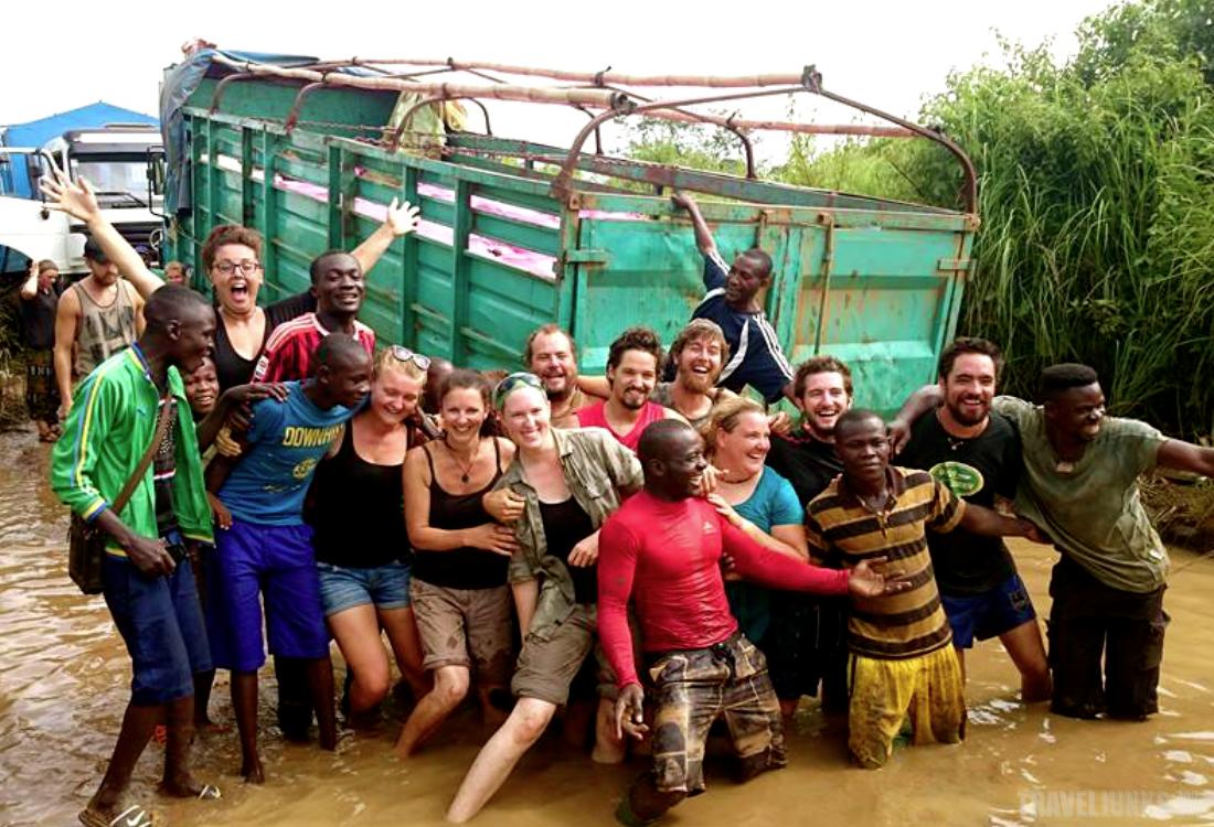 Congo truck modder