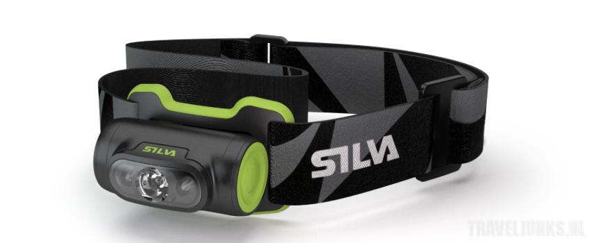 Silva Otus II headlight green