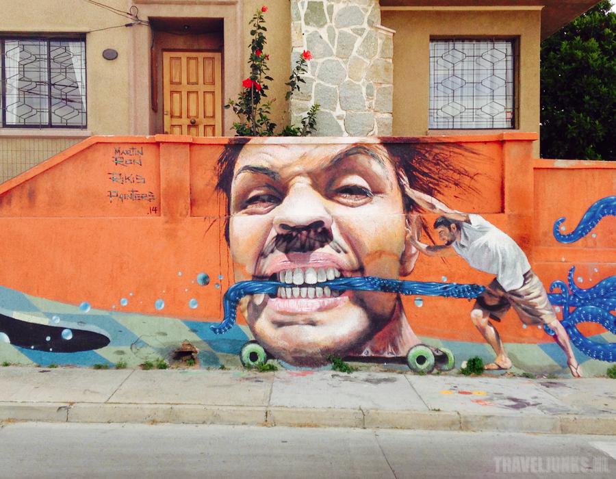Valparaiso street art 08