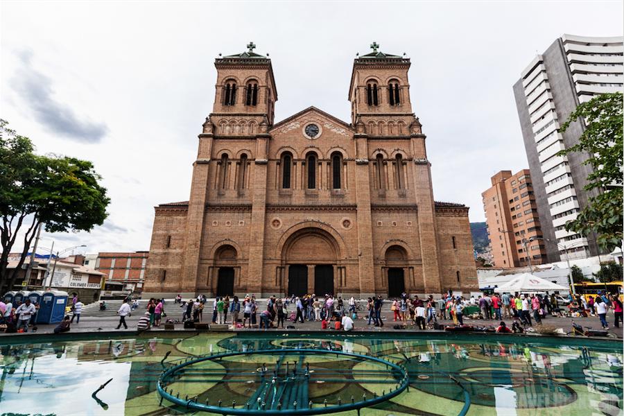 medellin cathedral