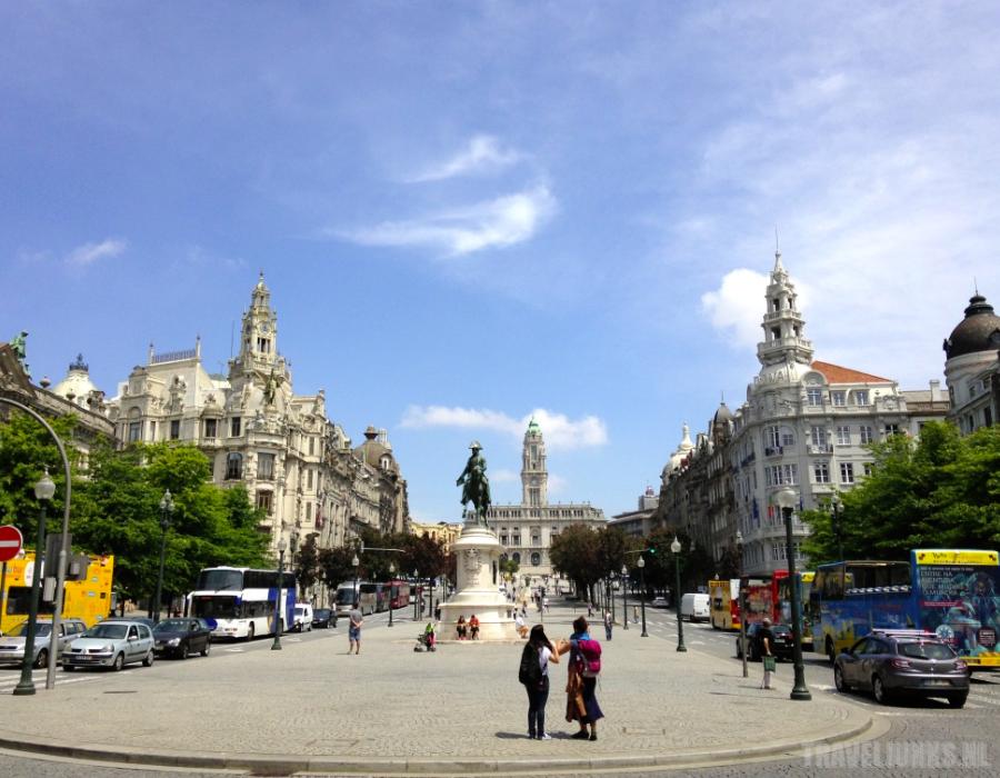 Avenida dos Aliados Porto