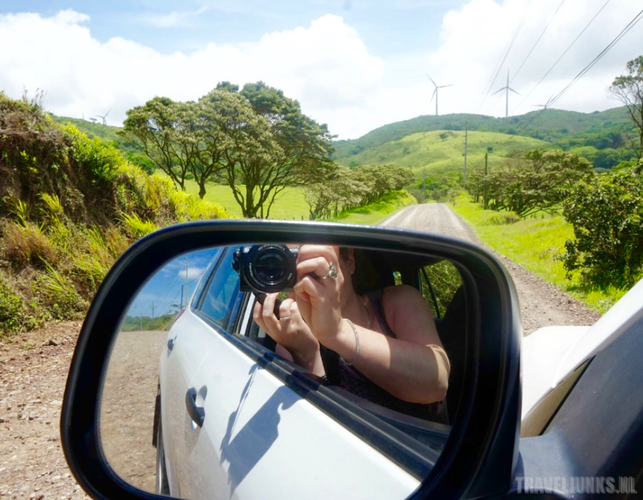 Costa Rica huurauto