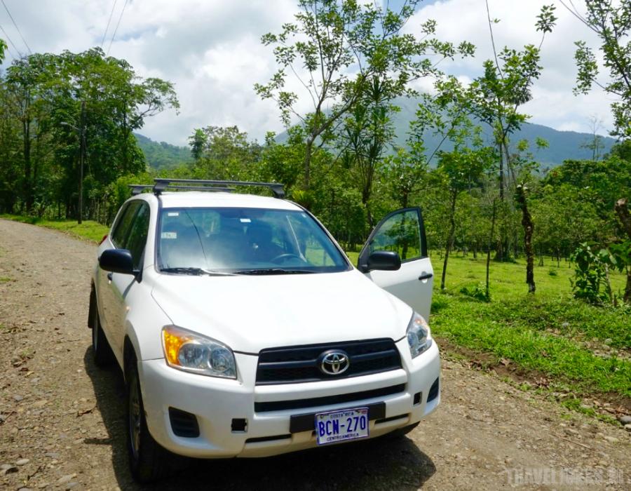 Costa Rica selfdrive