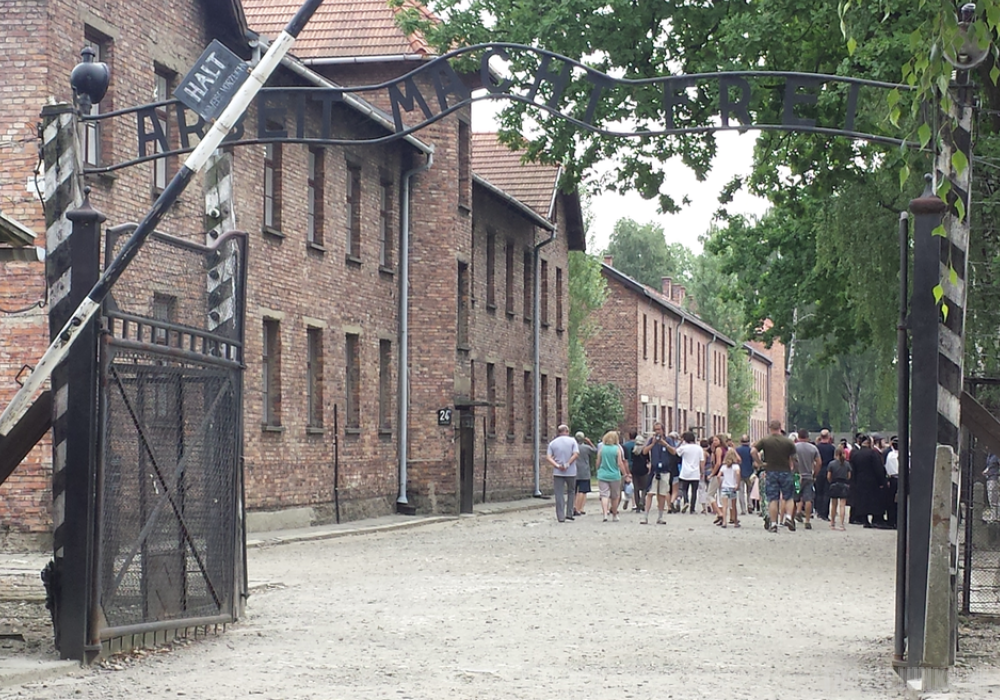 Krakau Auschwitz
