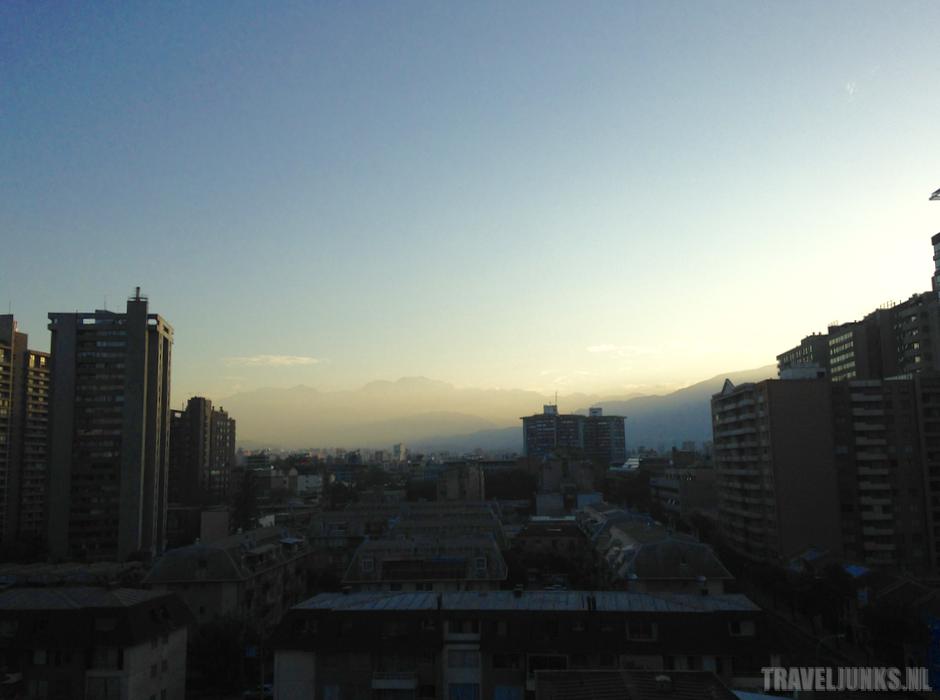 Reisfotografie Santiago Andes