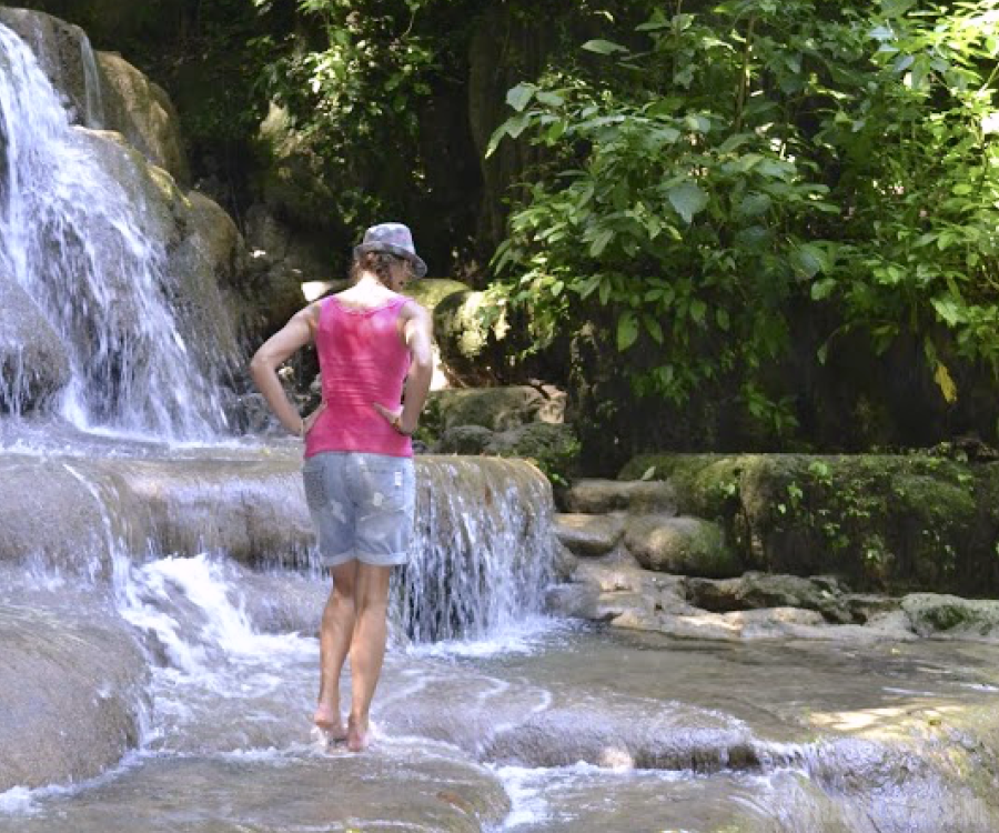 costa rica waterval