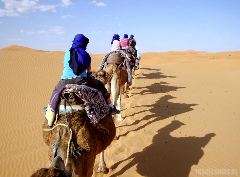 vervoer marokko