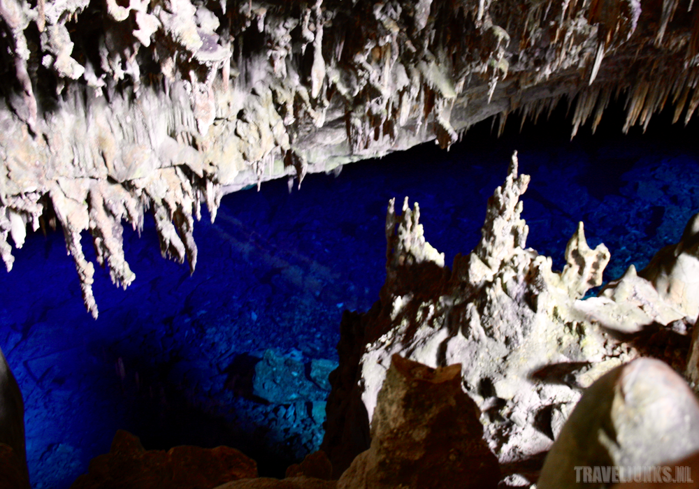 Bonito blauw meer