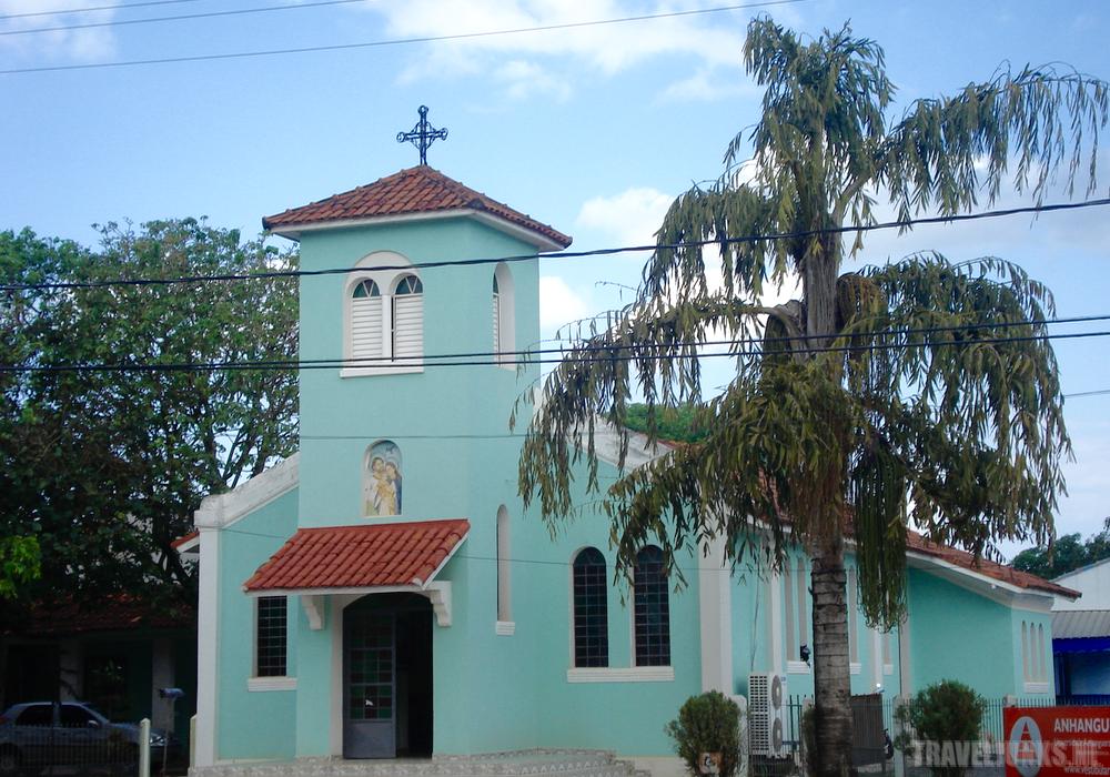 Bonito kerk